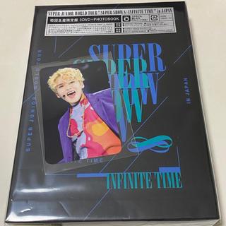 SUPER JUNIOR - SUPER JUNIOR SUPER SHOW8 初回盤DVD トレカ付