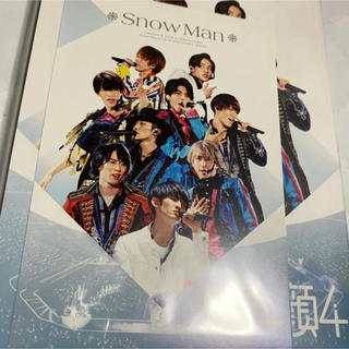 Johnny's - 素顔4 Snow Man 盤
