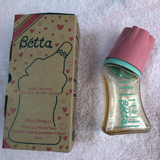 ベッタ(VETTA)のブレイン SS1-80 哺乳瓶(哺乳ビン)