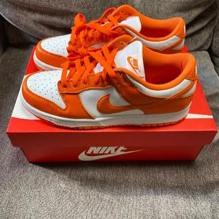 NIKE - 27cm NIKE DUNK LOW SP SYRACUSE