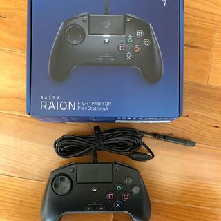 レイザー(LAZER)のRAZER RAION FIGHTPAD FOR PlayStation4 (その他)