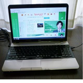 NEC - SSD+純正Office i3 RAM:5GB PC-LS150F