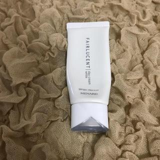 メナード(MENARD)のメナード フェアルーセント 薬用デイクリーム ホワイト UV(日焼け止め/サンオイル)
