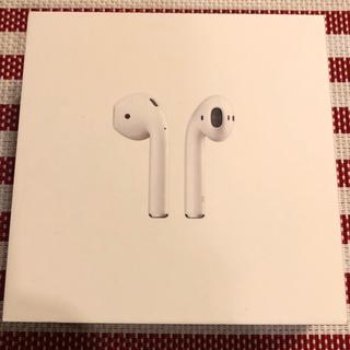 Apple - 美品 Air Pods MMEF2J/A