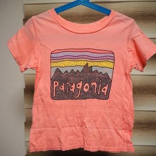 patagonia - 【キッズ】patagonia パタゴニア Tシャツ