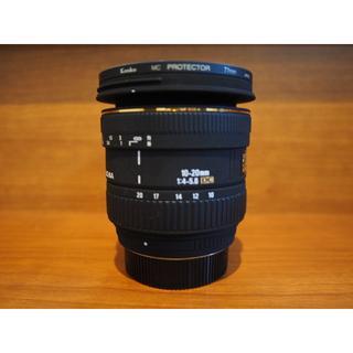 PENTAX - PENTAX Kマウント SIGMA 10-20mm F4-5.6