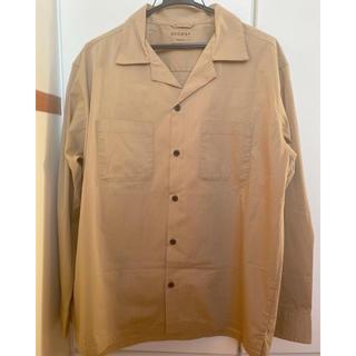 WEGO - WEGO 長袖シャツ オープンカラーシャツ