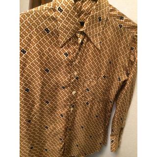 BURBERRY - バリー Burberryの様なシルクシャツ