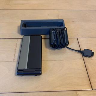 パナソニック(Panasonic)のNTTドコモ フィーチャーフォン P-01H(スマートフォン本体)