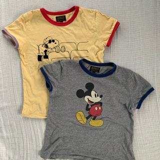 マーキーズ(MARKEY'S)のMarkey's Tシャツ140 2枚セット(Tシャツ/カットソー)