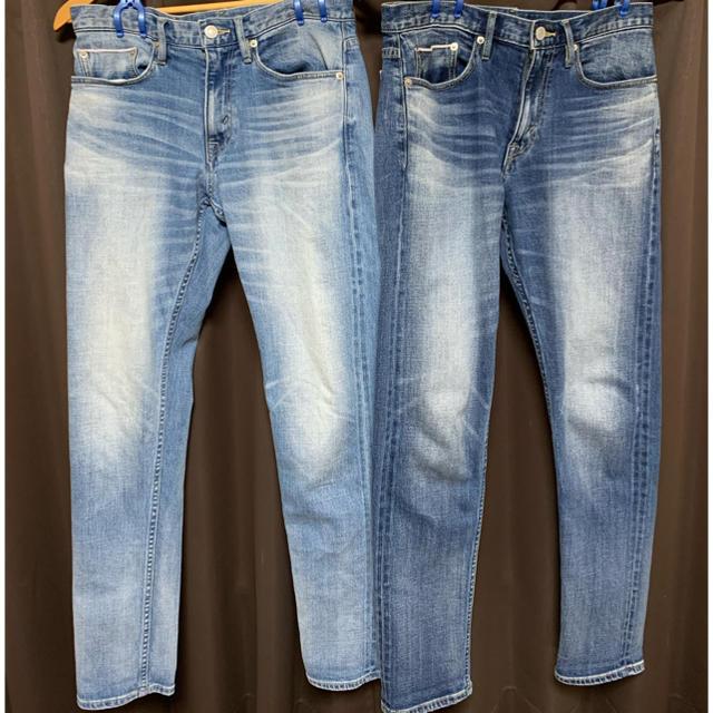 SHIPS(シップス)のSHIPS セルビッジジーンズ メンズのパンツ(デニム/ジーンズ)の商品写真