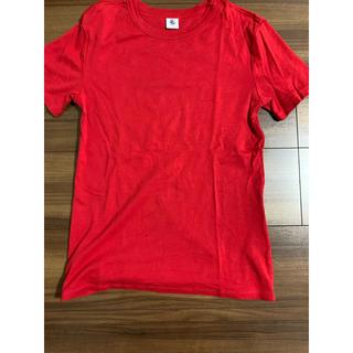 プチバトー(PETIT BATEAU)のPETIT BATEAU プチバトー クルーネックTシャツ S(Tシャツ(半袖/袖なし))