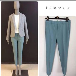 theory - セオリー デパートパンツ サイズ2