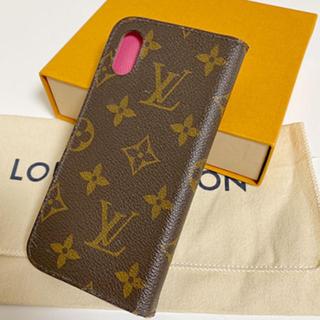 LOUIS VUITTON - LOUIS VUITTON iPhoneXケース
