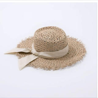 SeaRoomlynn - NATURAL FRINGE HAT キナリ