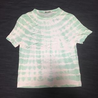 ACNE - 【Acne Studios】とろみ タイダイ カットソー Tシャツ 未使用品