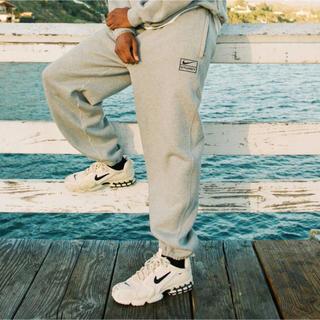 STUSSY - 最安値 Nike × Stussy FLEECE PANT スウェットパンツ