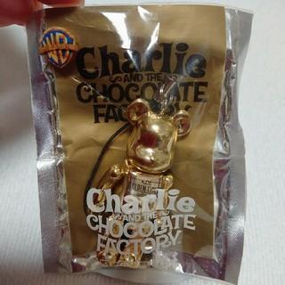 【ベアブリック】チャーリーとチョコレート工場
