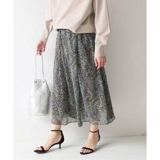 FRAMeWORK - 未使用・FRAMeWORKのガーデンフラワースカート