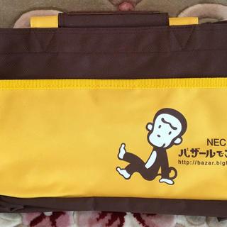 NEC - 非売品NECバザールでござーる 手提げ未使用品美品