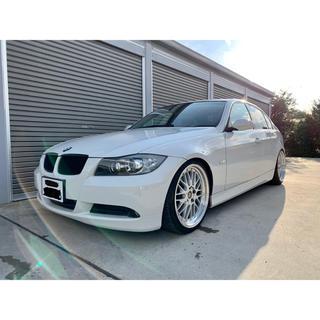 BMW - 18年 BMW E90型 323i  ロ-ダウン 社外マフラー車検3年3月28日