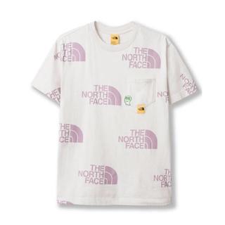 ザノースフェイス(THE NORTH FACE)のTHE NORTH FACE BRAIN DEAD コラボ Tシャツ XL(Tシャツ/カットソー(半袖/袖なし))