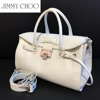 JIMMY CHOO - 【正規品】美品✨jimmy Choo/2way/ハンドバッグ/ジミーチュウ
