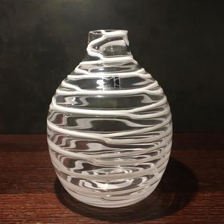 Carlo Moretti カルロモレッティベネチアングラスベース花瓶新品送料込