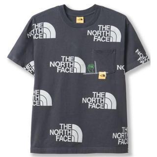 ザノースフェイス(THE NORTH FACE)のTHE NORTH FACE BRAIN DEAD コラボ Tシャツ S(Tシャツ/カットソー(半袖/袖なし))