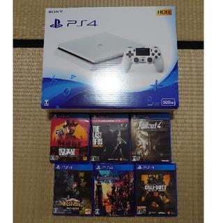 PlayStation4 - プレイステーション4本体とソフトのセット