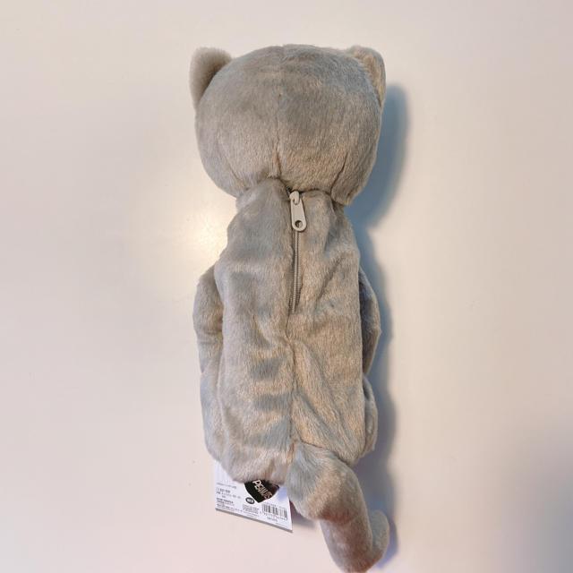 SNOOPY(スヌーピー)のファーロン  ペットボトルホルダー エンタメ/ホビーのおもちゃ/ぬいぐるみ(キャラクターグッズ)の商品写真