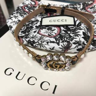 Gucci - GUCCI グッチ チョーカー マーモント