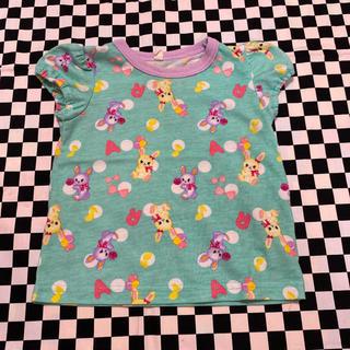 うさぎTシャツ(Tシャツ/カットソー)