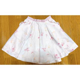 LIZ LISA - LIZ LISA 花柄 スカート