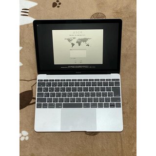 Mac (Apple) - MacBook 12inch Early2016 12インチ