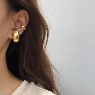 BEAUTY&YOUTH UNITED ARROWS - plump ear cuffs
