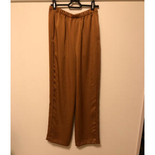 BEAUTY&YOUTH UNITED ARROWS - <6(ROKU)>SATIN PANTS