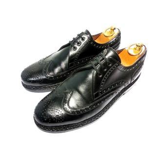JOHN LOBB - ハインリッヒディンケラッカー 革靴 81/2 27.5cm