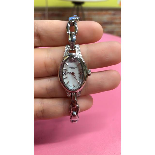 Samantha Silva(サマンサシルヴァ)の腕時計 レディース サマンサシルヴァ レディースのファッション小物(腕時計)の商品写真