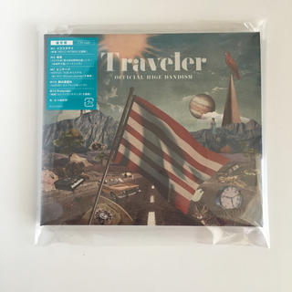 Traveler Official髭男dism CD