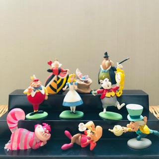 Disney - チョコエッグのフィギュア。アリス版