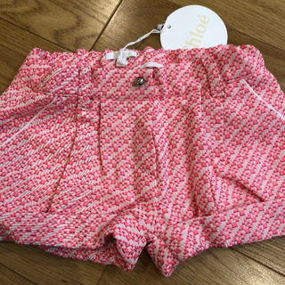 クロエ(Chloe)のChloe ショートパンツ+baby Diorスカート セット(パンツ)