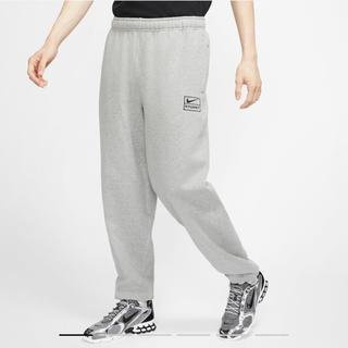 NIKE - nike stussy fleece pants フリースパンツ