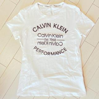 Calvin Klein - 新品未使用 カルバン・クライン CALVIN KLEIN Tシャツ