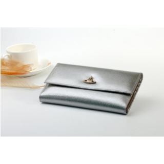 Vivienne Westwood - 新品ヴィヴィアンウエストウッド三つ折り長財布