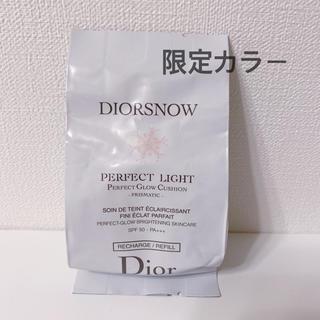 Dior - ディオール スノー パーフェクト ライト クッション spf 50-pa+++