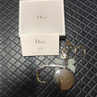 Christian Dior - クリスチャン ディオール テーブルフック付きキーリング