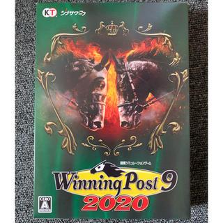 コーエーテクモゲームス(Koei Tecmo Games)のウイニングポスト9 2020(PCゲームソフト)