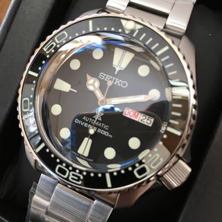 セイコー(SEIKO)のセイコーダイバー SRPD59K1 セイコー5 MOD カスタム(腕時計(アナログ))