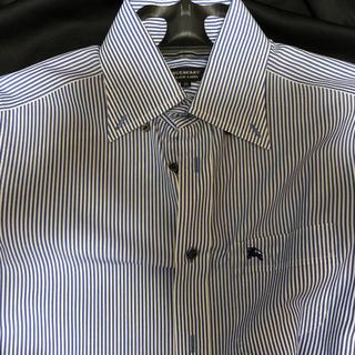 バーバリーブラックレーベル(BURBERRY BLACK LABEL)のバーバリーブラックレーベル ワイシャツ 4枚セット①(シャツ)